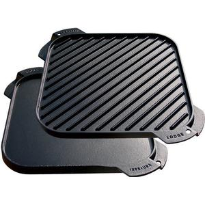 Lodge Square Reversible Grill Pan / Griddle LSRG3